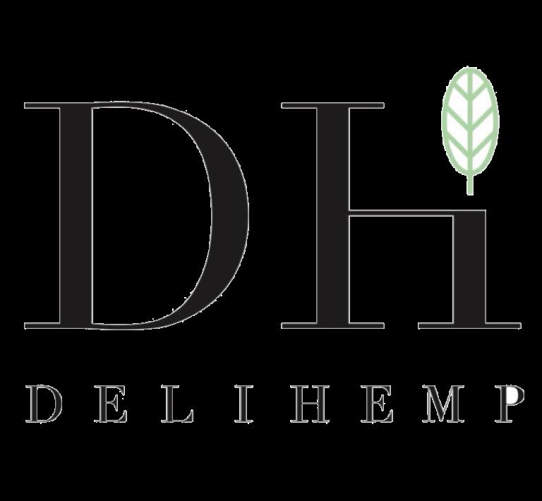 Deli_hemp Logo